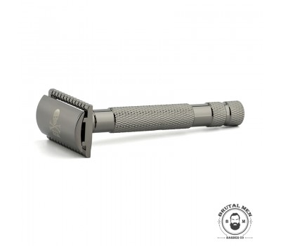 "СТАНОК ДЛЯ БРИТЬЯ Т-ОБРАЗНЫЙ THE BLUEBEARDS REVENGE ""CUTLASS"" DOUBLE-EDGE SAFETY RAZOR"