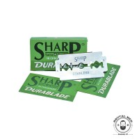 ЛЕЗВИЕ SHARP HI CHROMIUM DOUBLE EDGE 10 BLADES