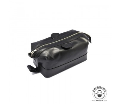 КОСМЕТИЧКА МУЖСКАЯ TRUEFITT & HILL GENTLMAN'S WASH BAG BLACK