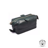 КОСМЕТИЧКА МУЖСКАЯ TRUEFITT & HILL GENTLMAN'S WASH BAG GREEN