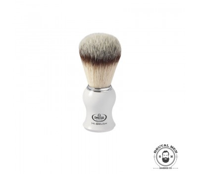 ПОМАЗОК ДЛЯ БРИТЬЯ OMEGA HI-BRUSH 0146745 СИНТЕТИКА